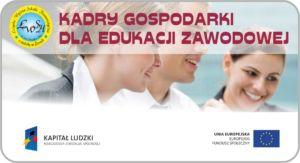 Kadry gospodarki dla edukacji zawodowej