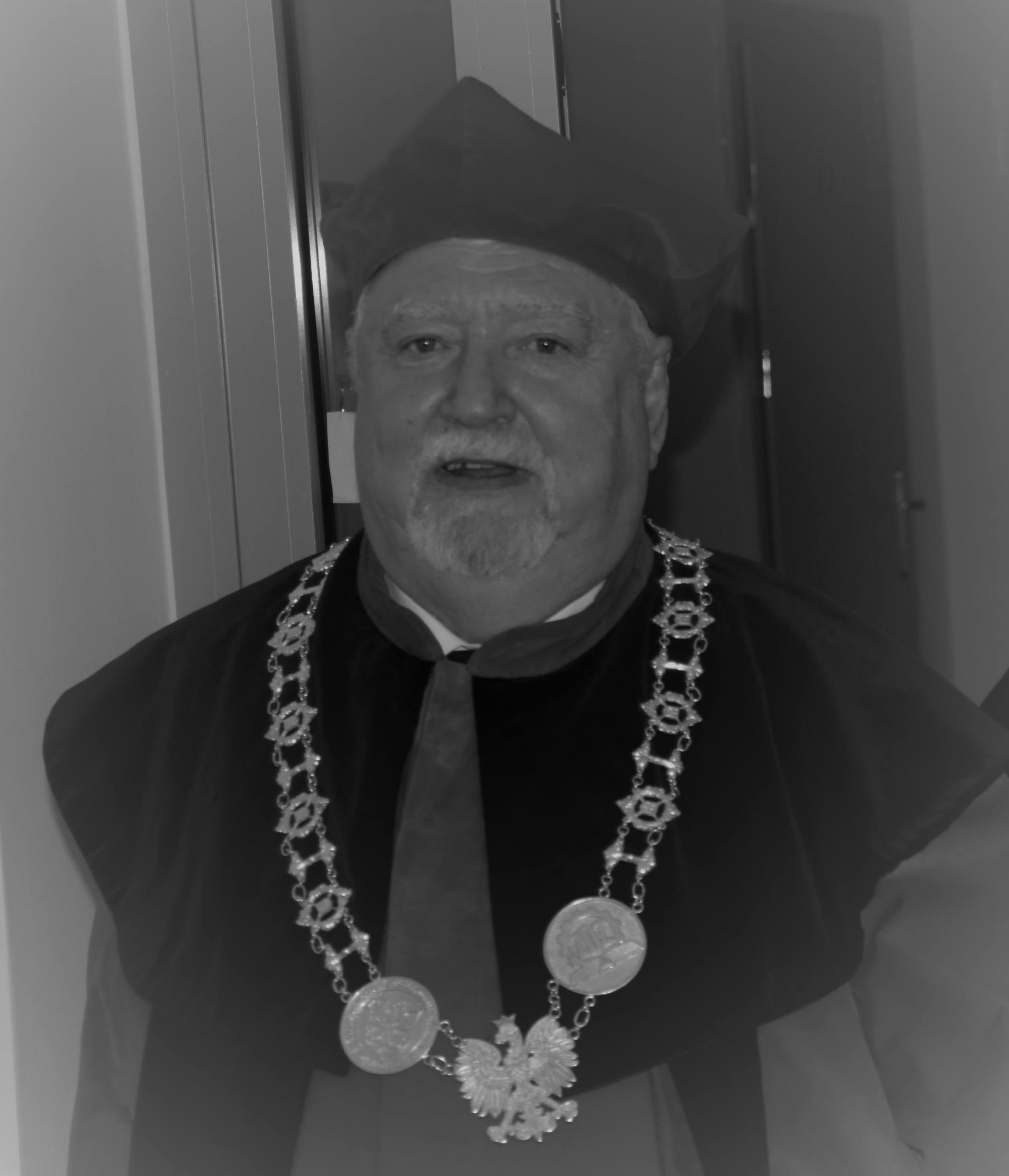 Ś.P. dr hab. Wiesław Jamrożek